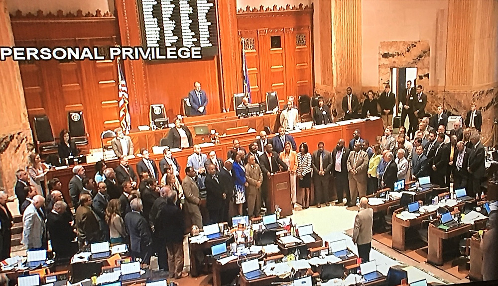 La House Recognize the 50th Anniversary of Martin Luther King, Jr. Assassination