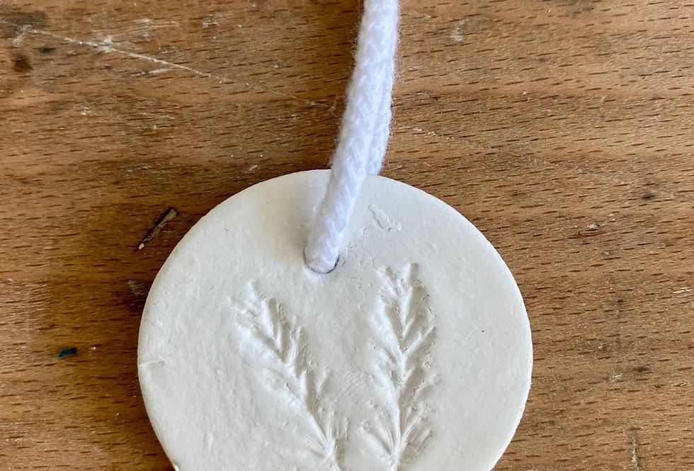Kleine hanger - Wit