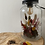 Thumbnail: Tafellamp met droogbloemen