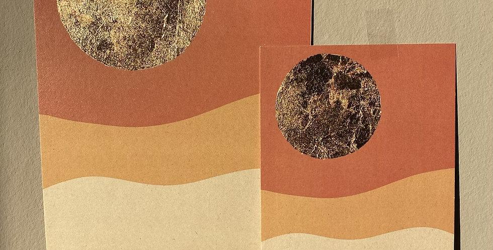 Desert poster A6
