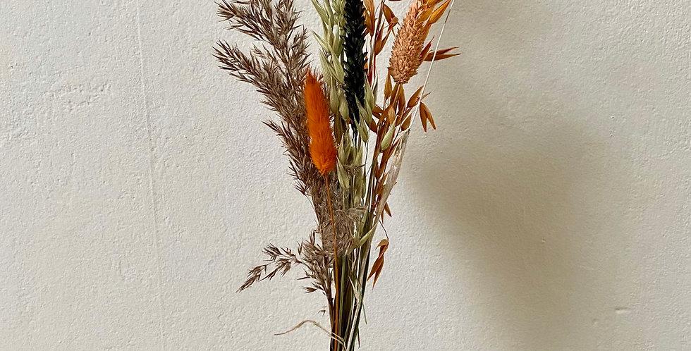 Klein bosje droogbloemen
