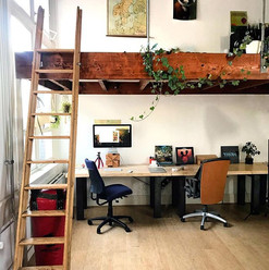 Interieurstyling kantoor
