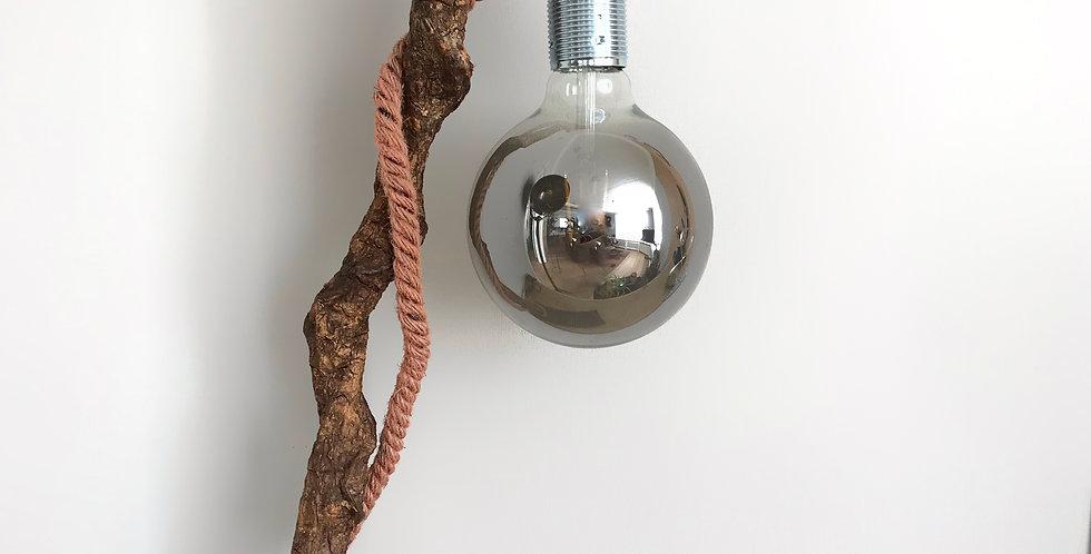 Tafellamp Wood