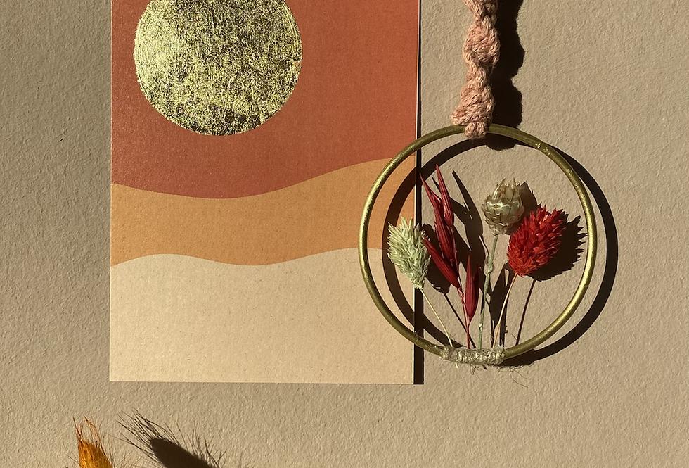 Combi mini poster a6 + mini hanger