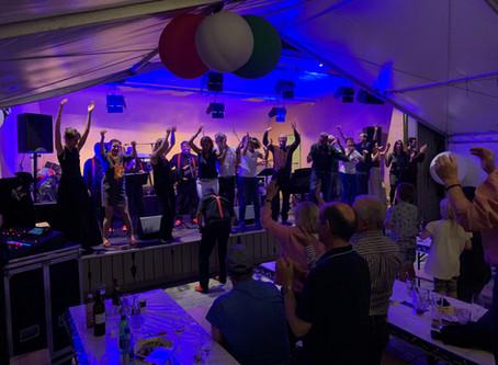 Sommerfest in Saanen-Gstaad