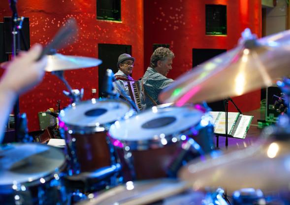 The Matt's Live Band Musikinstrumente, Schlagzeug The Matt's Live Band