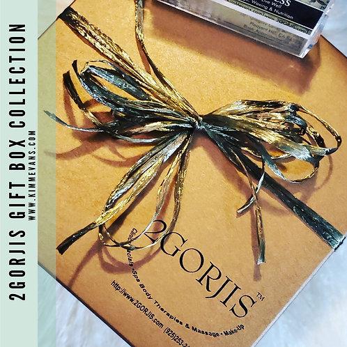 2GORJIS Spa Gift Box Collection