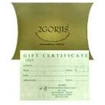 2GORJIS Instant & Spa Gift Cards