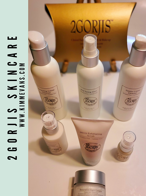 2GORJIS 5-Piece Skin Care Collection