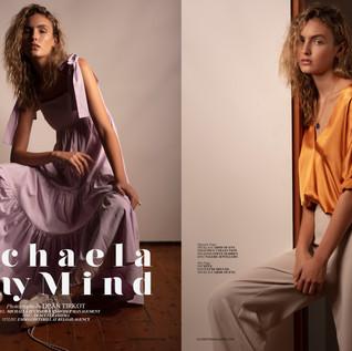 Michaela on my Mind- Ellements Magazine