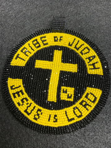 Motorcycle Ministry Tribe of Judah Patch