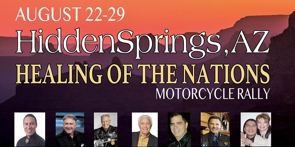 Healing of the Nations Motorcycle Rally