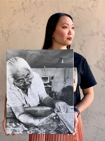 Living Legacy Fine Art Photo on Canvas