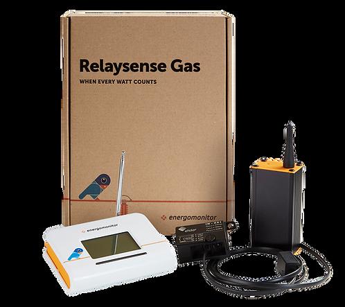 Energomonitor – Relaysense Gas - Merilnik porabe plina - Komplet 6