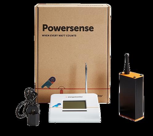 Energomonitor - Powersense - Merilnik porabe elektrike - Komplet 3 (trifazni)