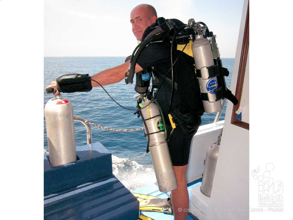 Technical Dive (Morning)