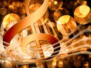 O poder da música sob as pessoas.