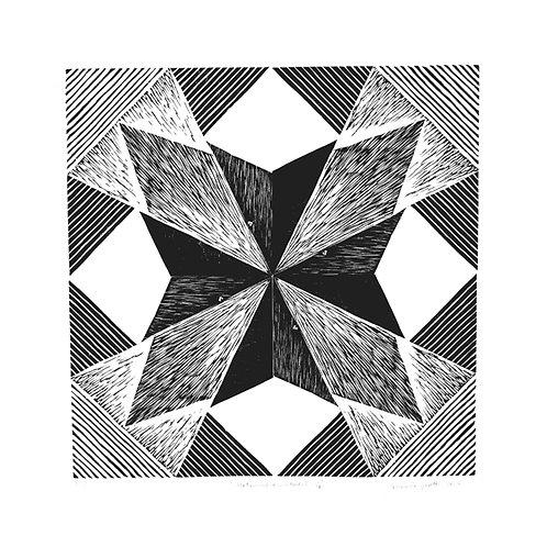 Metamorfose - detalhe I - variação 1