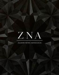 Capa do livro de ZNA