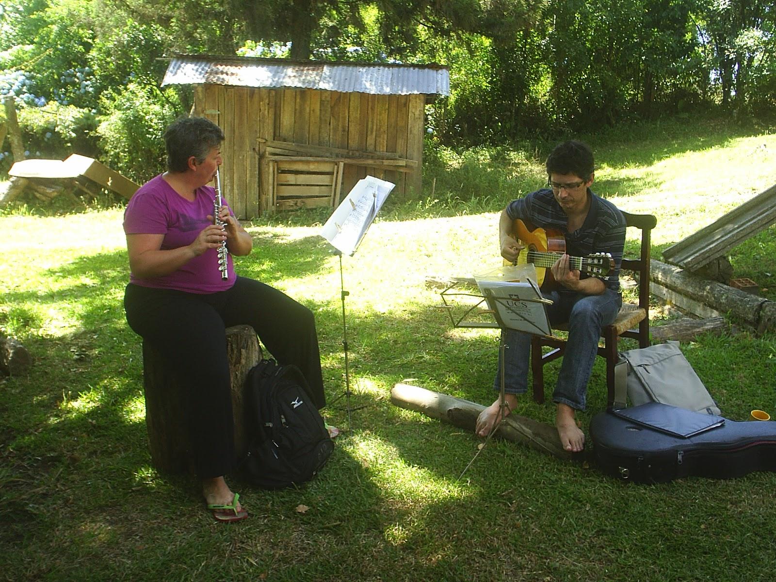 Show dueto