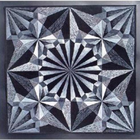 Caleidoscópio - variação 1