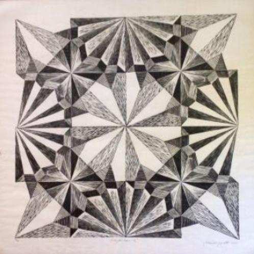 Caleidoscópio - variação 2