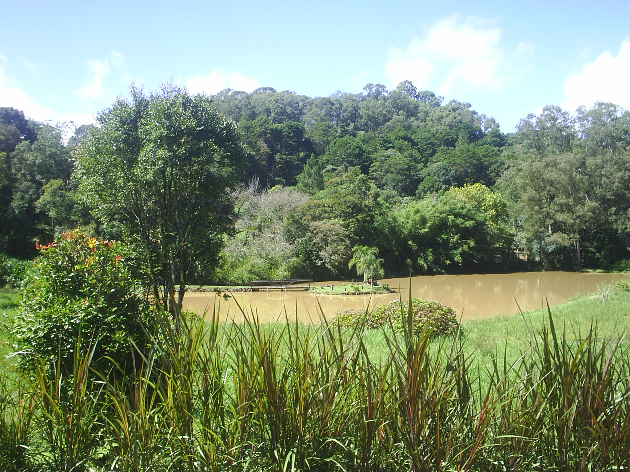 Quintal Chalé da Xilo