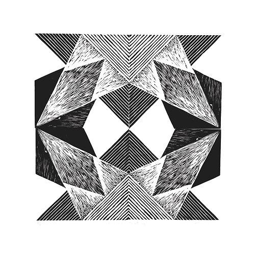 Metamorfose - detalhe I - variação 3