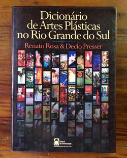 Dicionário de Artes Plásticas do RS