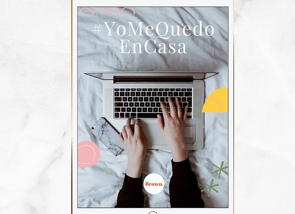 #YoMeQuedoEnCasa Ebook - Tu negocio en tiempos de cuarentena