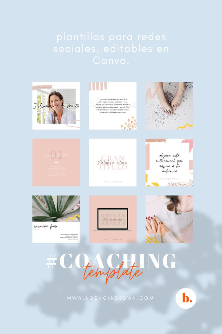 #Coaching Template
