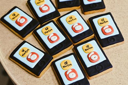 Phones Cookies