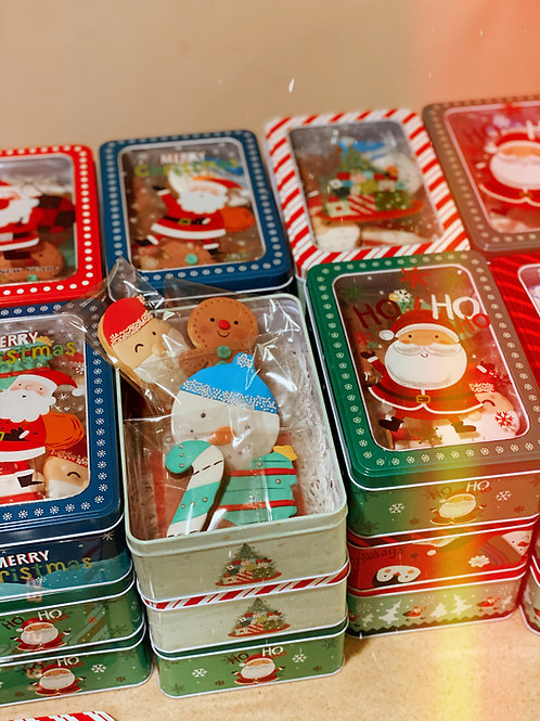 Christmas Cookies Giftbox
