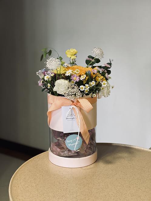 Cookies Flower Giftbox