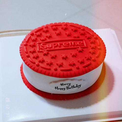 Supreme Cookie Cake