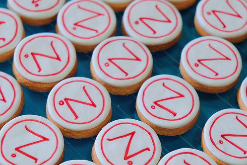 Company Logos Cookies