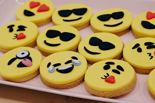 Emojis Cookies