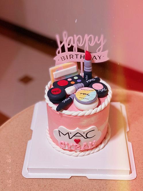 MAC Cream Cake