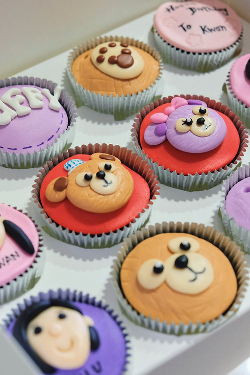 Duffy Cupcakes