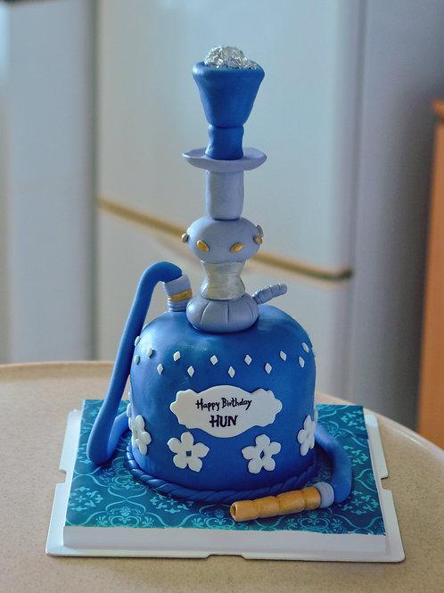 Shisha bowl Cake