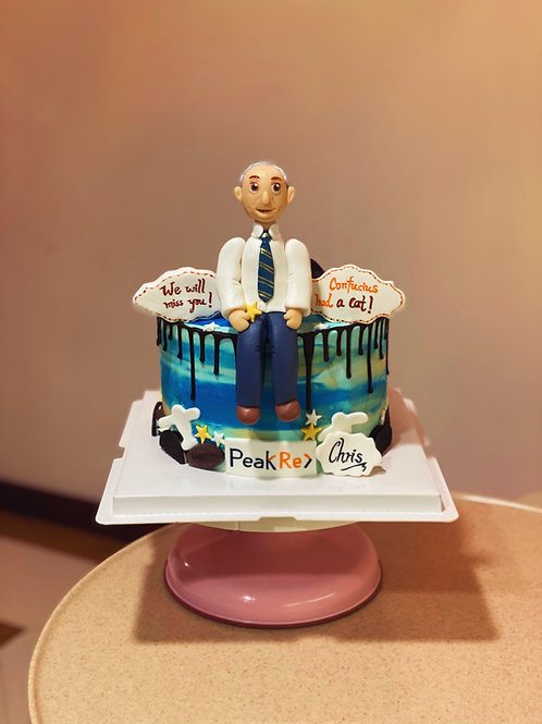 Mr Boss Cake
