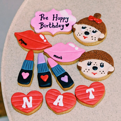 Monchichi Cookies