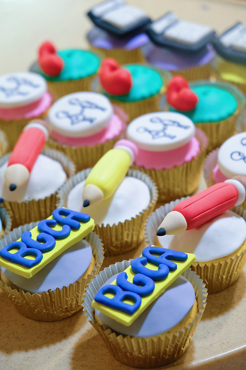 BGCA Farewell Cupcakes