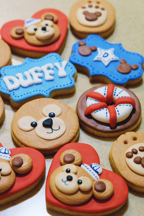 Duffy Cookies