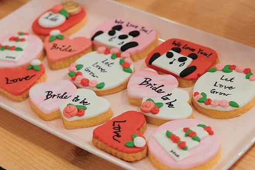 Bride to-be Cookies