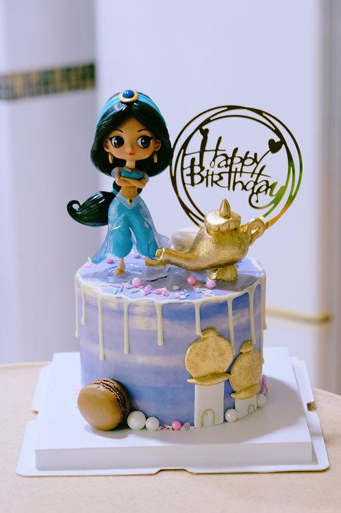Jasmine Cream Cake