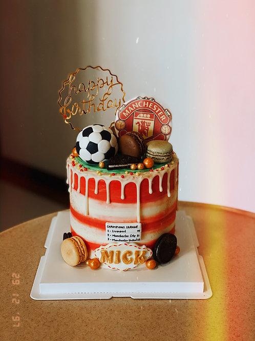 Manchester Cream Cake