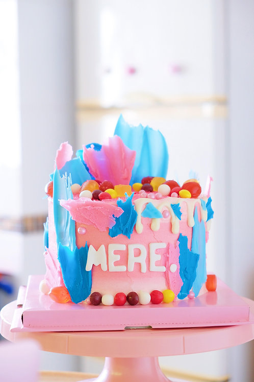 Candy Cake - Buttercream Cake
