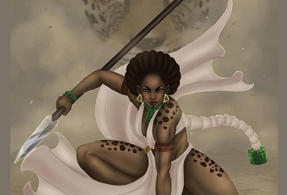 Priestess of nKu Mobi