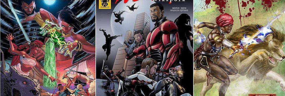 MVmedia Deluxe Comic Special